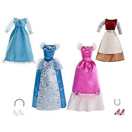 Cinderella - Disney Princess Fashions Pack Doll Accessory