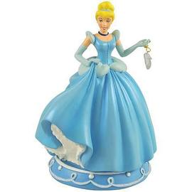 Cinderella - with Glass Slipper Statue