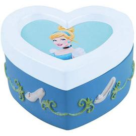 Cinderella - Heart Trinket Box