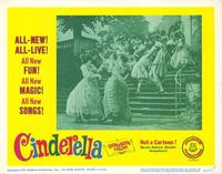 Cinderella - 11 x 14 Movie Poster - Style A