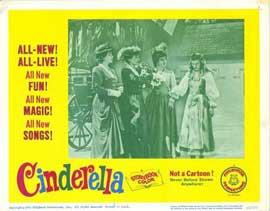 Cinderella - 11 x 14 Movie Poster - Style G