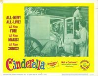 Cinderella - 11 x 14 Movie Poster - Style H