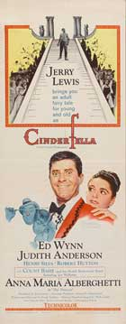 Cinderfella - 14 x 36 Movie Poster - Insert Style A