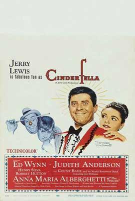Cinderfella - 27 x 40 Movie Poster - Style B