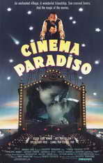 Cinema Paradiso - 11 x 17 Movie Poster - Style B