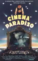 Cinema Paradiso - 11 x 17 Movie Poster - Style B