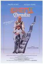 Cinema Paradiso - 27 x 40 Movie Poster - Style A