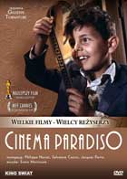 Cinema Paradiso - 11 x 17 Movie Poster - Polish Style A