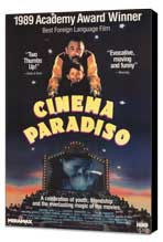 Cinema Paradiso - 27 x 40 Movie Poster - Style B - Museum Wrapped Canvas