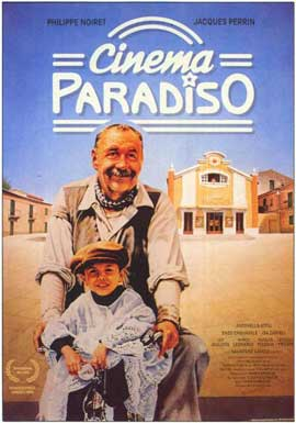Cinema Paradiso - 11 x 17 Movie Poster - German Style A