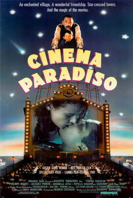 Cinema Paradiso - 27 x 40 Movie Poster