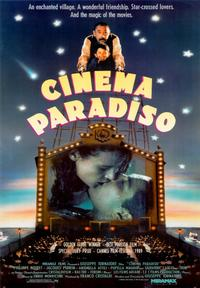 Cinema Paradiso - 43 x 62 Movie Poster - Bus Shelter Style A