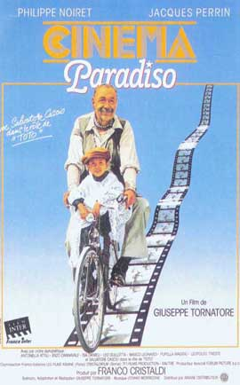 Cinema Paradiso - 11 x 17 Movie Poster - French Style A