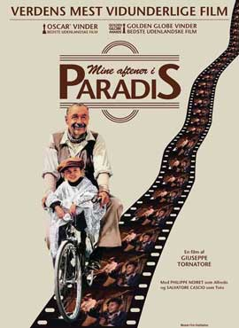 Cinema Paradiso - 11 x 17 Movie Poster - Danish Style B
