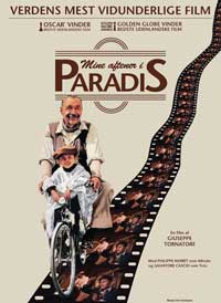 Cinema Paradiso - 43 x 62 Movie Poster - Danish Style B
