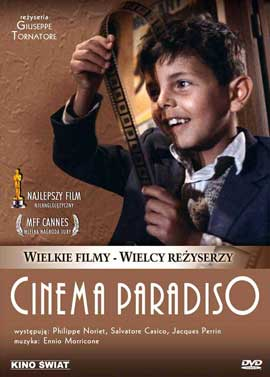 Cinema Paradiso - 27 x 40 Movie Poster - Polish Style A