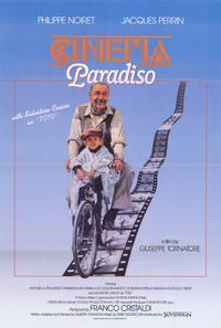 Cinema Paradiso - 11 x 17 Movie Poster - Style A - Museum Wrapped Canvas
