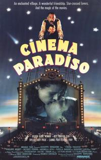 Cinema Paradiso - 11 x 17 Movie Poster - Style B - Museum Wrapped Canvas