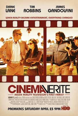 Cinema Verite (TV) - 11 x 17 TV Poster - Style A
