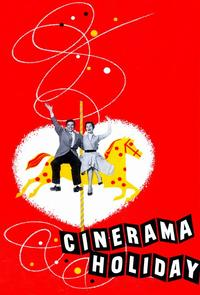 Cinerama Holiday - 11 x 17 Movie Poster - Style A