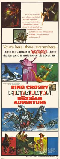 Russian Adventure - 11 x 17 Movie Poster - Style A