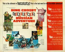 Russian Adventure - 22 x 28 Movie Poster - Half Sheet Style A
