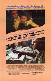 Circle of Deceit - 11 x 17 Movie Poster - Style A