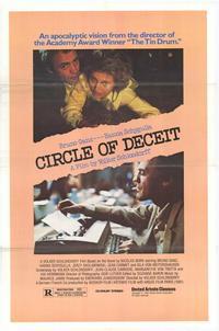 Circle of Deceit - 27 x 40 Movie Poster - Style A