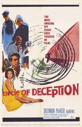 Circle of Deception - 27 x 40 Movie Poster - Style A