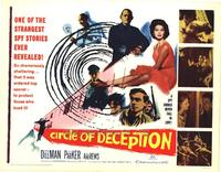 Circle of Deception - 22 x 28 Movie Poster - Half Sheet Style A