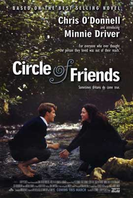 Circle of Friends - 11 x 17 Movie Poster - Style A