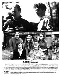 Circle of Friends - 8 x 10 B&W Photo #2