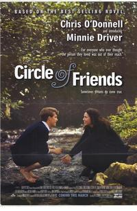 Circle of Friends - 43 x 62 Movie Poster - Bus Shelter Style A