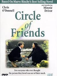 Circle of Friends - 11 x 17 Movie Poster - Style C