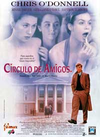 Circle of Friends - 11 x 17 Movie Poster - Spanish Style A