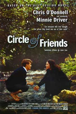 Circle of Friends - 11 x 17 Movie Poster - Style D