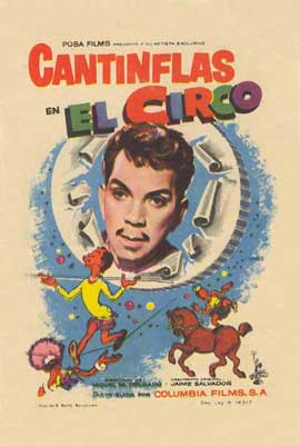 Circo, El - 11 x 17 Movie Poster - Spanish Style A