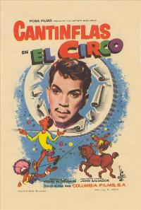 Circo, El - 27 x 40 Movie Poster - Spanish Style A