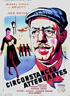 Circonstances attenuantes - 11 x 17 Movie Poster - French Style B