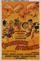 Circonstances attenuantes - 11 x 17 Movie Poster - French Style C
