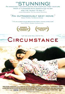 Circumstance - 43 x 62 Movie Poster - Bus Shelter Style A