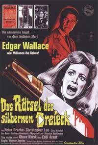 Circus of Fear - 11 x 17 Movie Poster - German Style A
