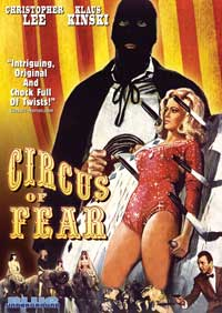 Circus of Fear - 11 x 17 Movie Poster - Style A