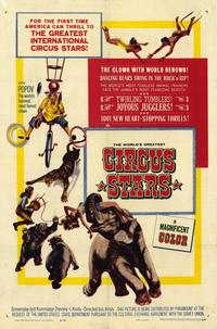 Circus Stars - 27 x 40 Movie Poster - Style A