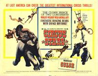 Circus Stars - 22 x 28 Movie Poster - Half Sheet Style A