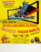 Circus World - 27 x 40 Movie Poster - Style E