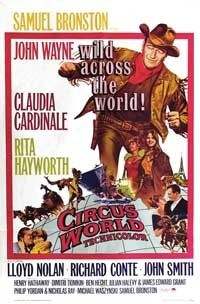 Circus World - 11 x 17 Movie Poster - Style C