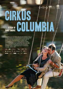 Cirkus Columbia - 11 x 17 Movie Poster - UK Style A