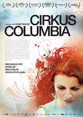 Cirkus Columbia - 27 x 40 Movie Poster - German Style A