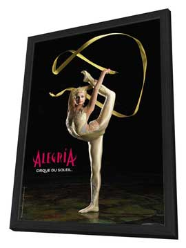Cirque du Soleil - Alegria� - Cirque du Soleil - Alegria� - 24 x 36 Poster - Manipulation Act - in Deluxe Wood Frame